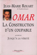 "Vignette de la couverture du livre ""OMAR - La Construction d'un coupable"""